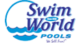 Swim World Pools Logo
