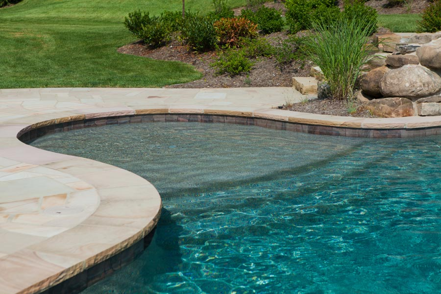 Concrete Pool Image Gallery