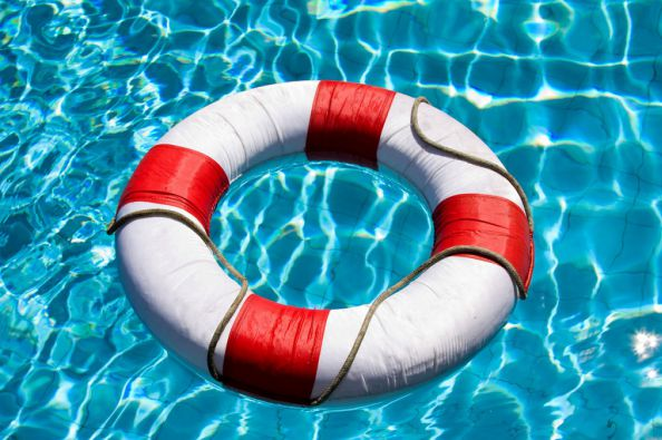Pool Safety & CPR AED Training. Swim World Pools